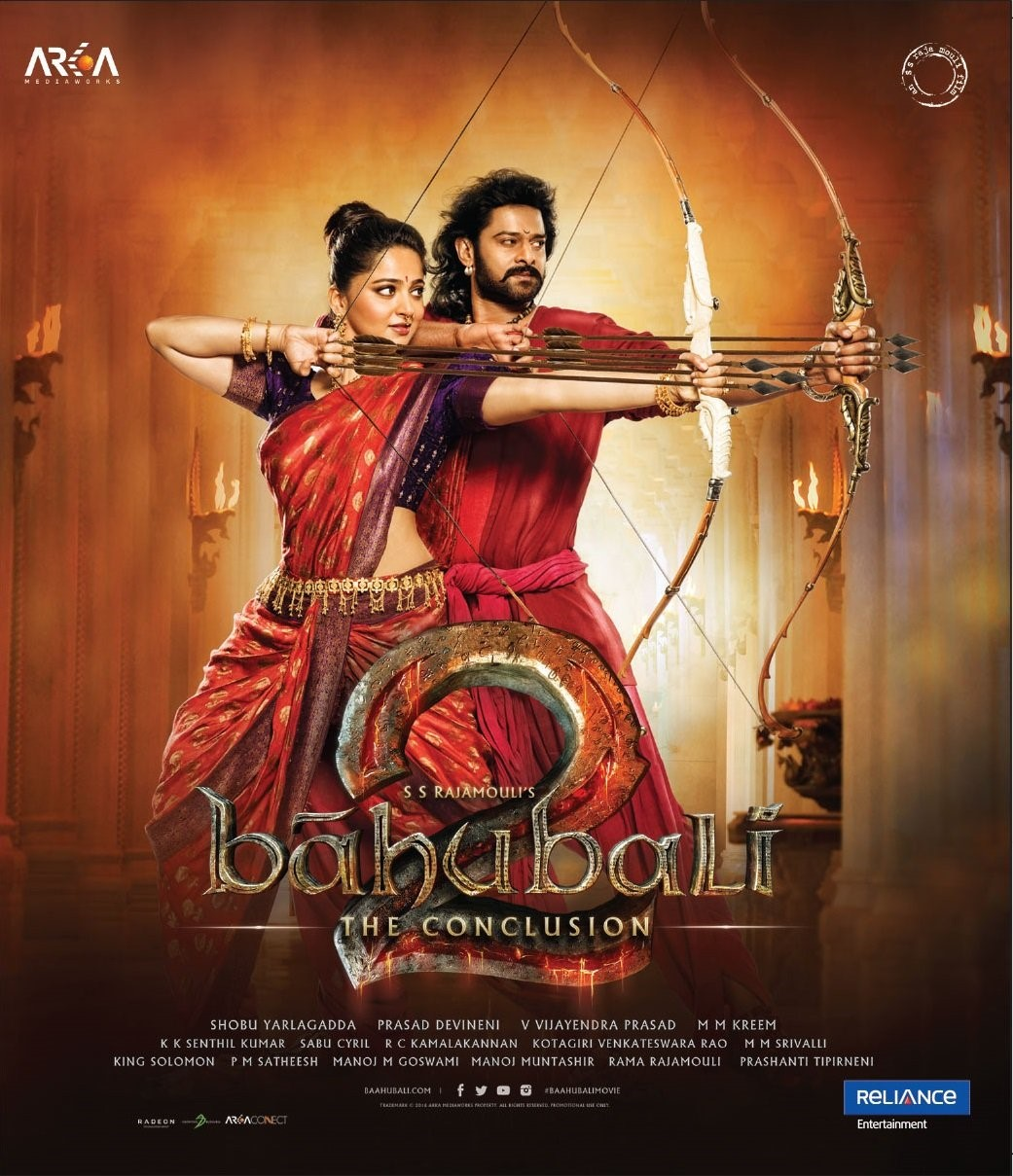 Bahubali 2 – The Conclusion-movie
