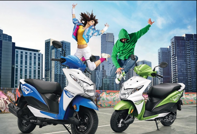 Honda-deo-scooter-in-india