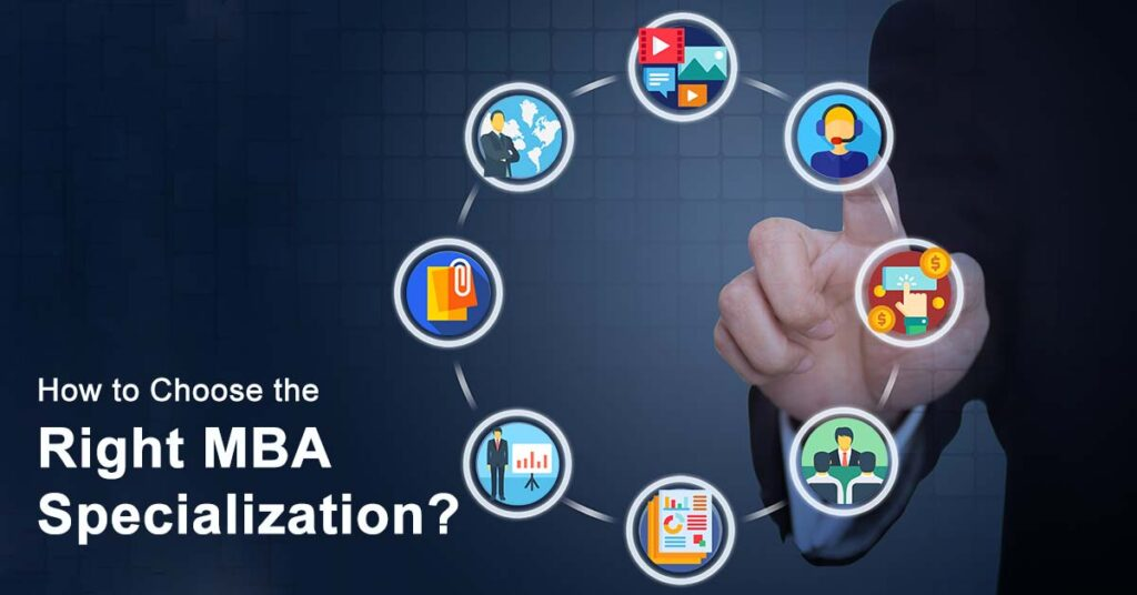Top MBA Specializations
