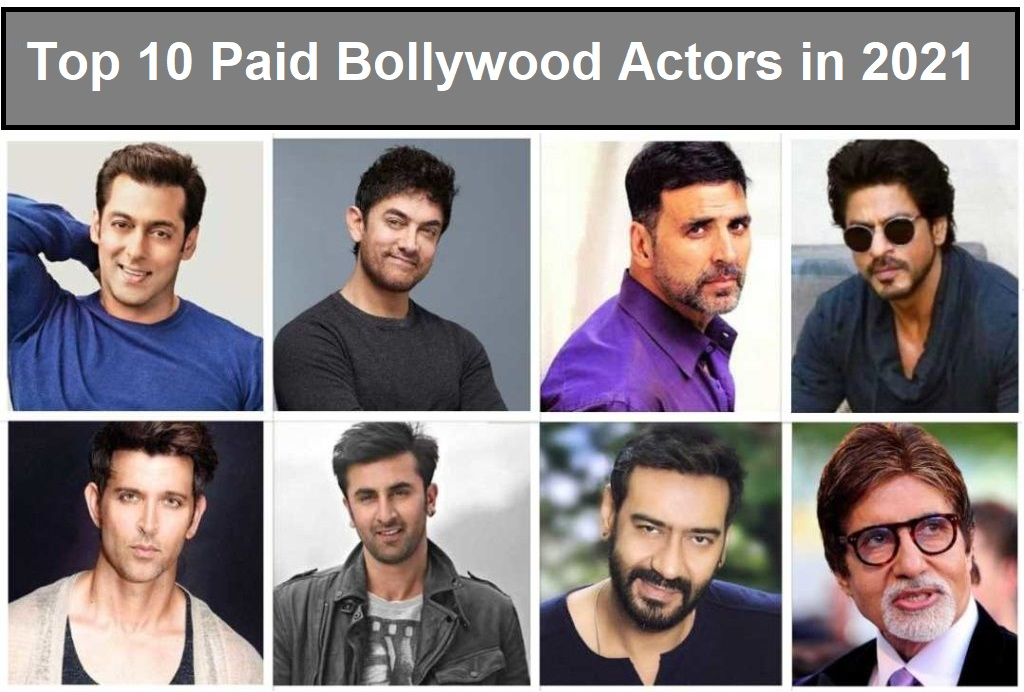Most Paid Actor in Bollywood