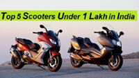 Top 5 Scooters Under 1 Lakh Rupees Price: Cost, Mileage, Power